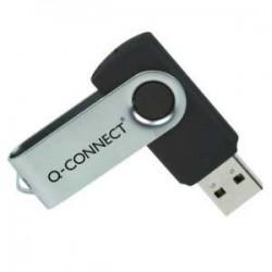 Clé USB Q Connect - 4 GO