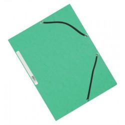 Chemise 3 rabats + élastique - 24 x 32 - Top File As Style