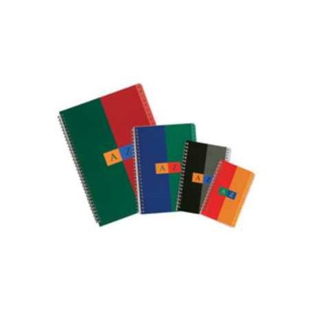 Carnet répertoire 9 x 14 - 100 pages